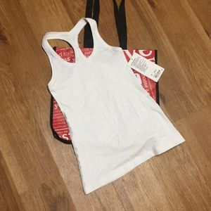 Nwt cool racerback